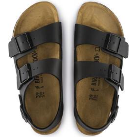 Birkenstock Milano Sandals Birko-Flor black